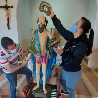 Imagem da igreja de São Jerônimo será restaurada