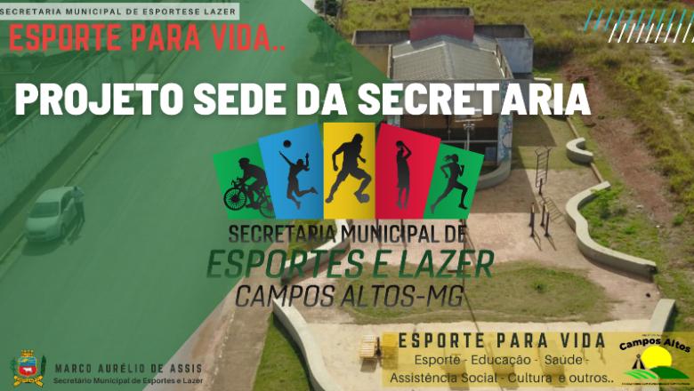 Notícias do esporte em Campos Altos