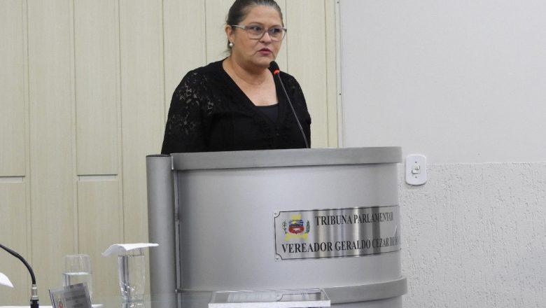 Secretária Municipal de Educação fala sobre o trabalho desenvolvido na Secretaria